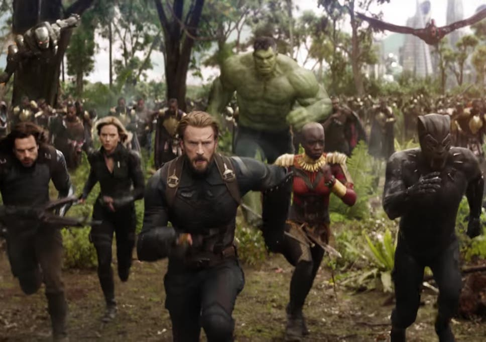 Every Superhero Movie Coming To Cinemas In 2018 And Their Release