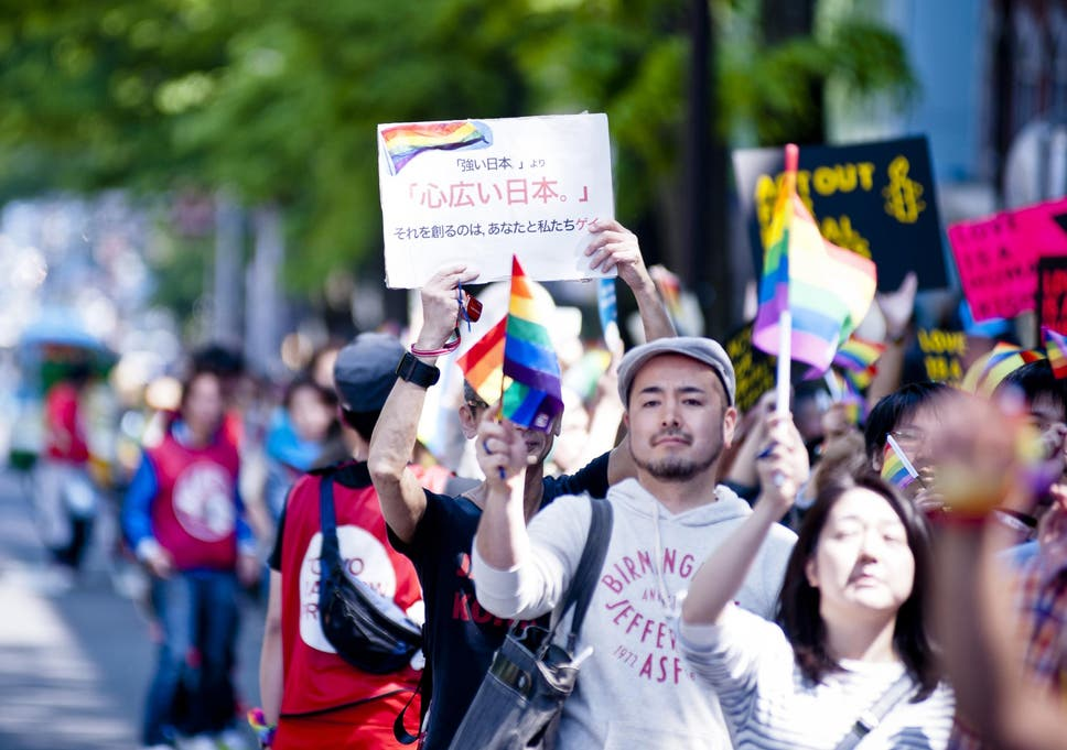 Arizona new law on homosexuality in japan