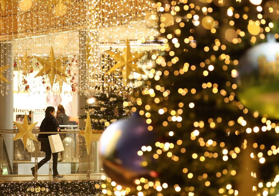 Christmas Shopping Almost Half Of Britons Thoughtlessly Panic Buy