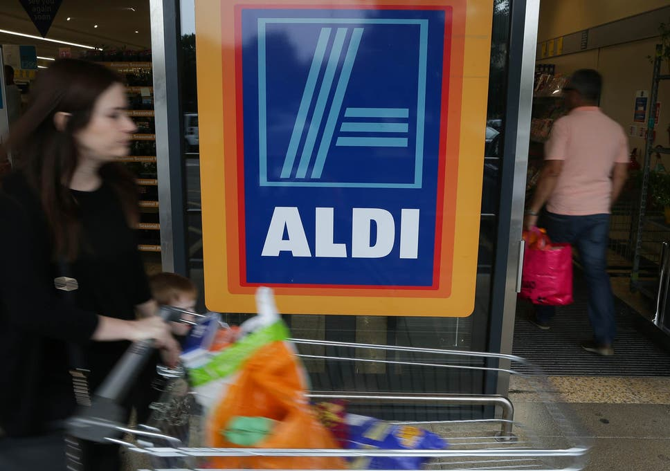 aldi is offering to donate food left unsold after its stores close on christmas eve
