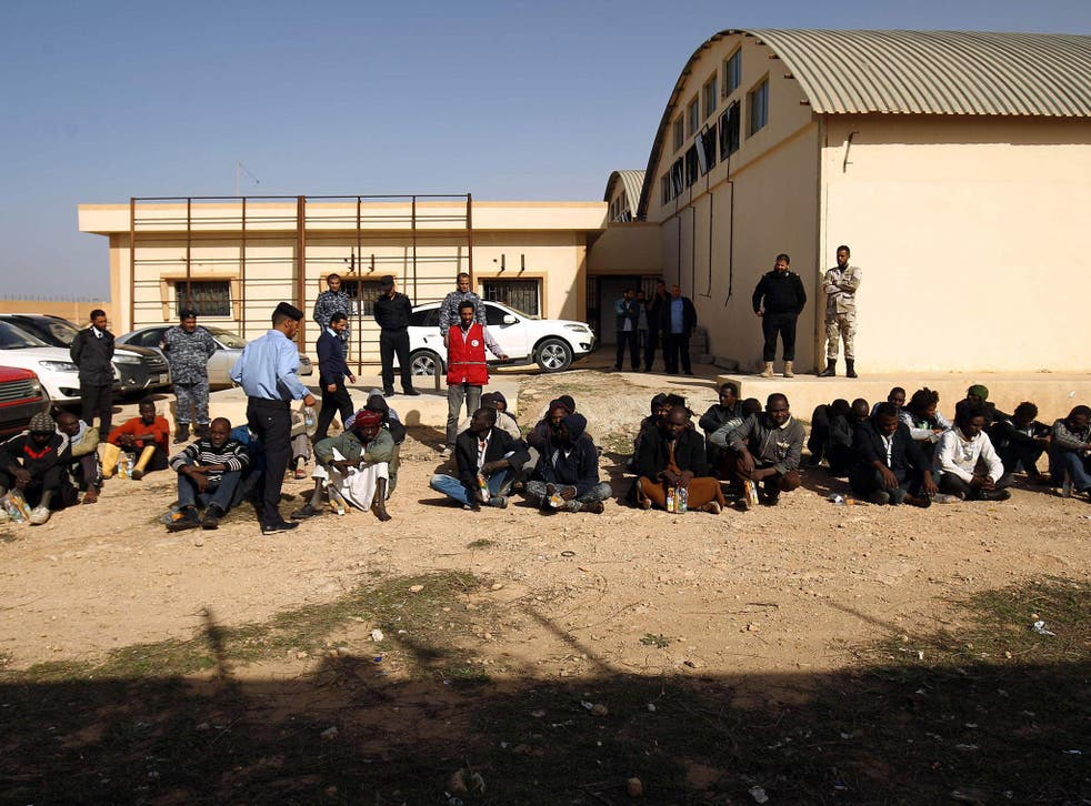 Aid agencies and activist groups have been trying to raise the alarm about the worsening situation in Libya for months