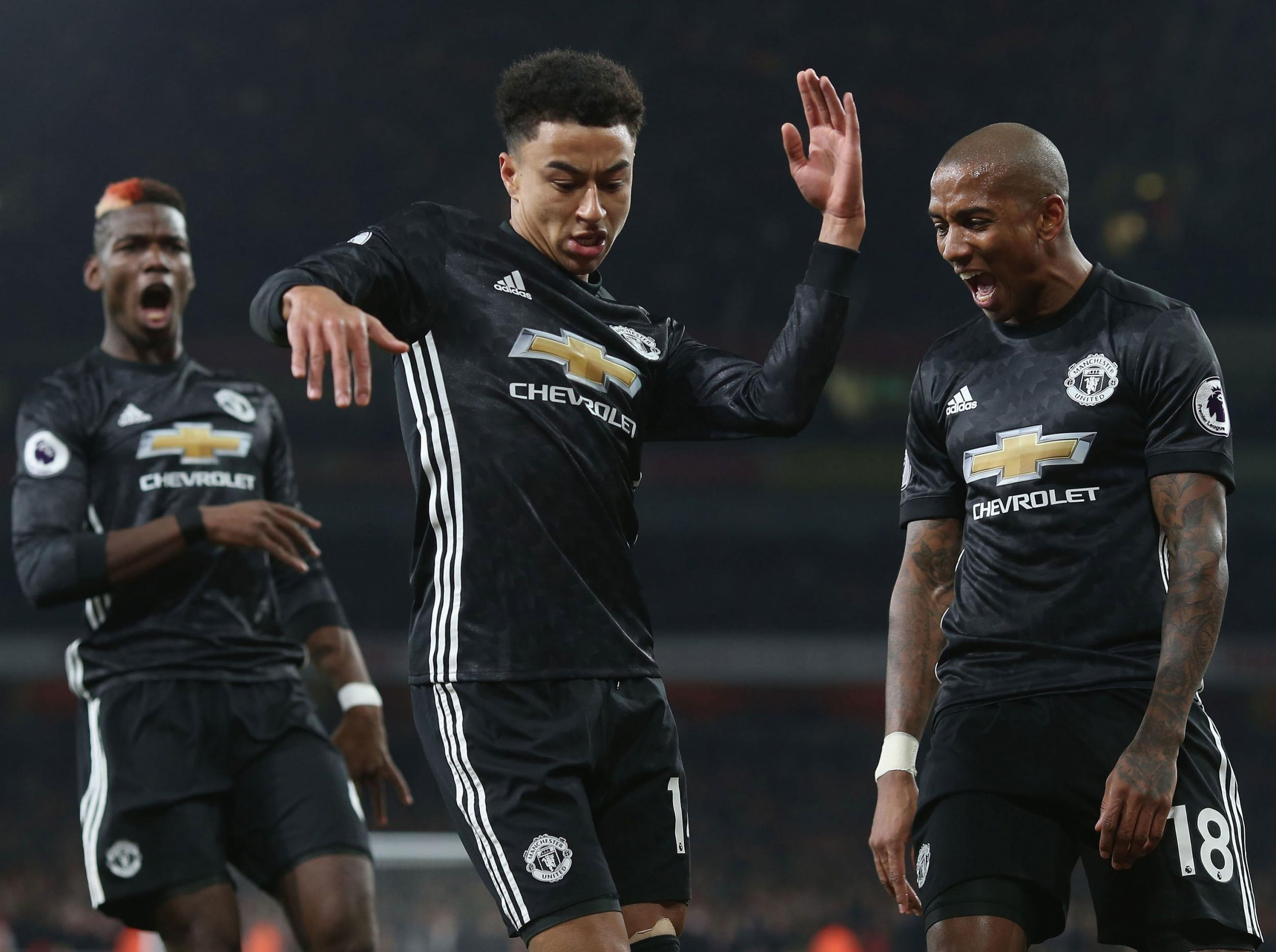 Joker In The Pack Jesse Lingard Could Well Be Pep