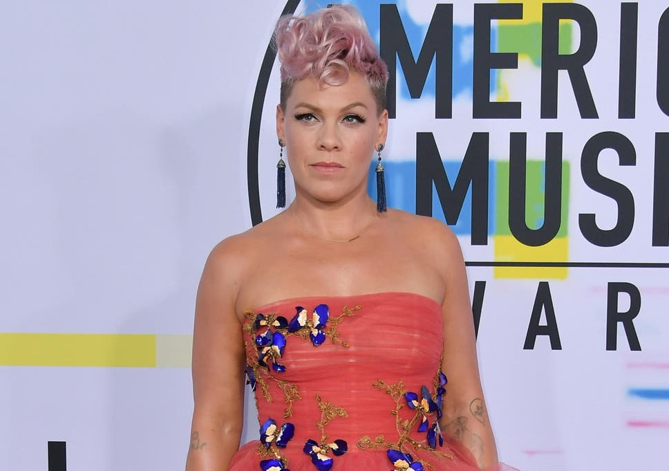 Pink On Why Shes Raising Her Child As Gender Neutral The Independent
