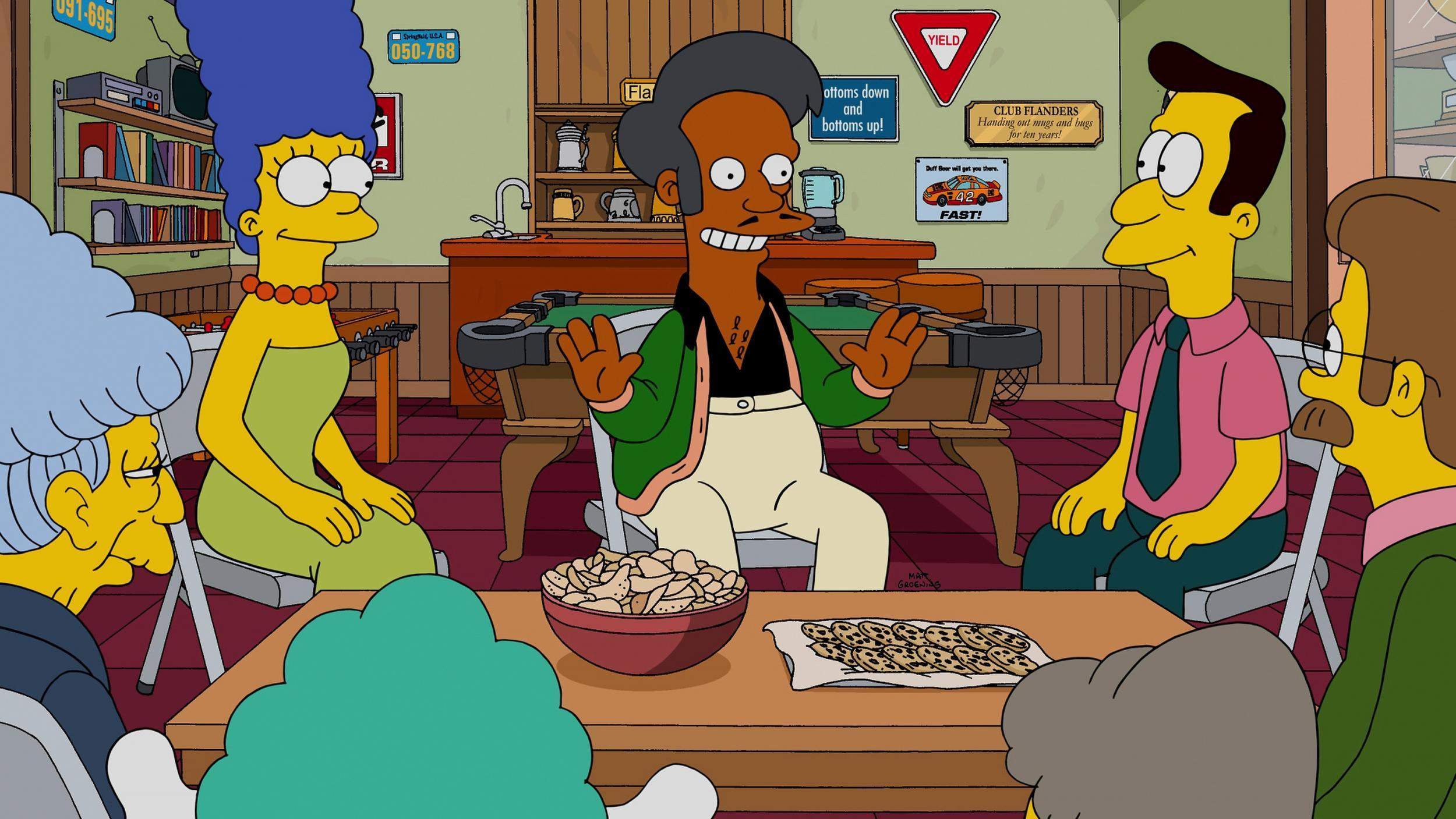 By refusing to understand why people find Apu offensive, The Simpsons became comedy at its worst