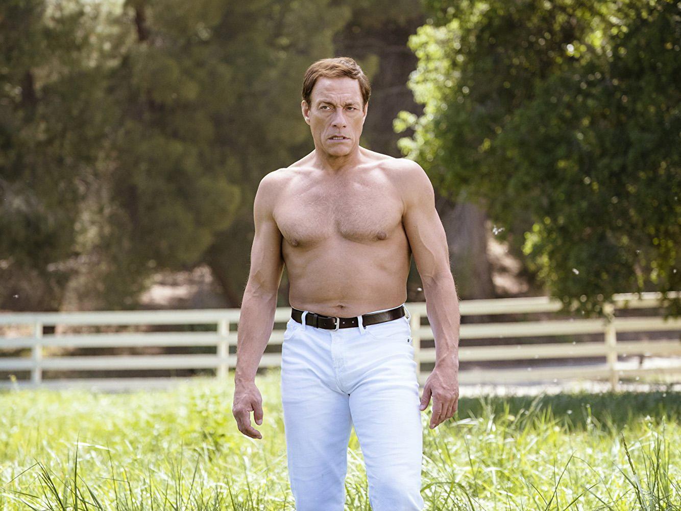 Jean Claude Van Damme on playing Jean Claude Van Damme, for