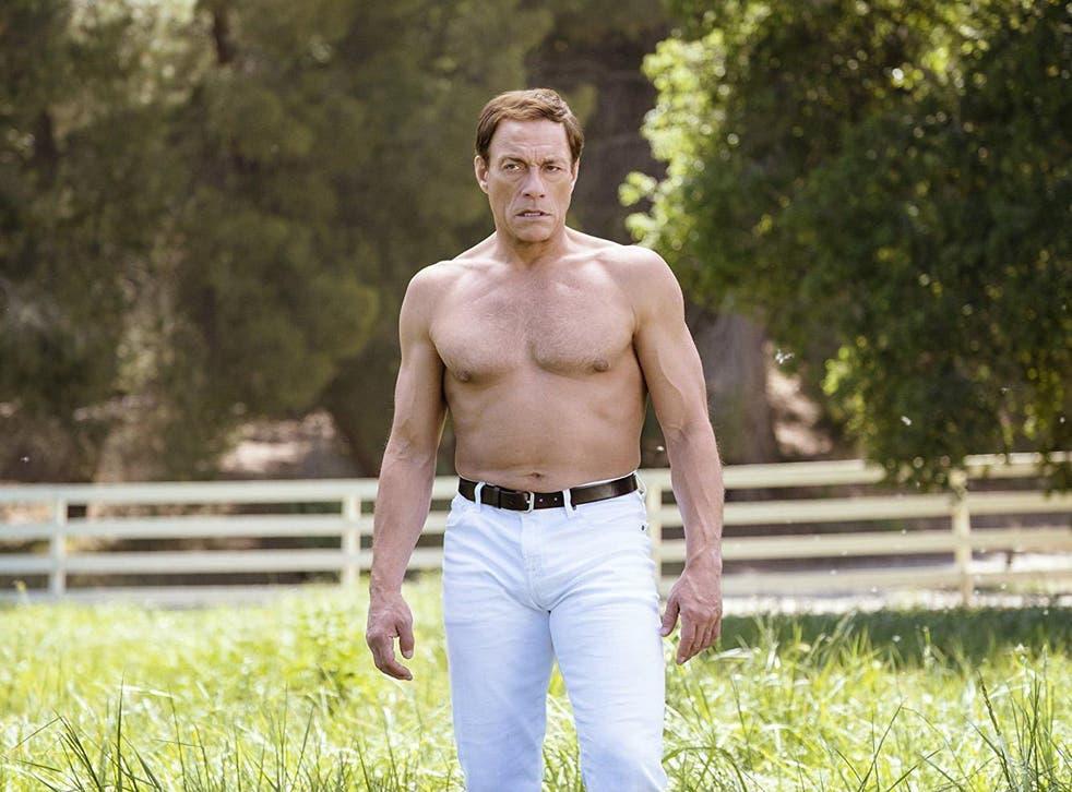Martial arts and action star Jean-Claude Van Damme mocks himself in Amazon's new show 'Jean-Claude Van Johnson'