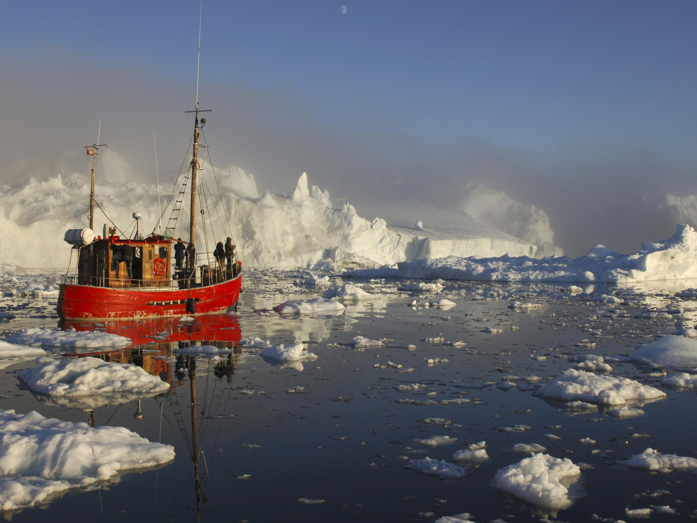 Arctic Ocean fishing ban welcomed by scientists and environmentalists