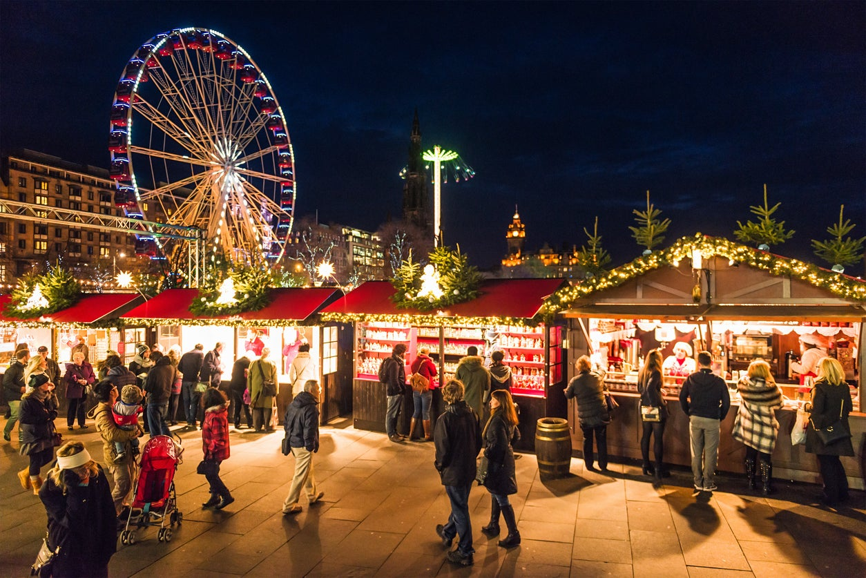 The best places to go christmas shopping in the uk the for Best places for christmas shopping