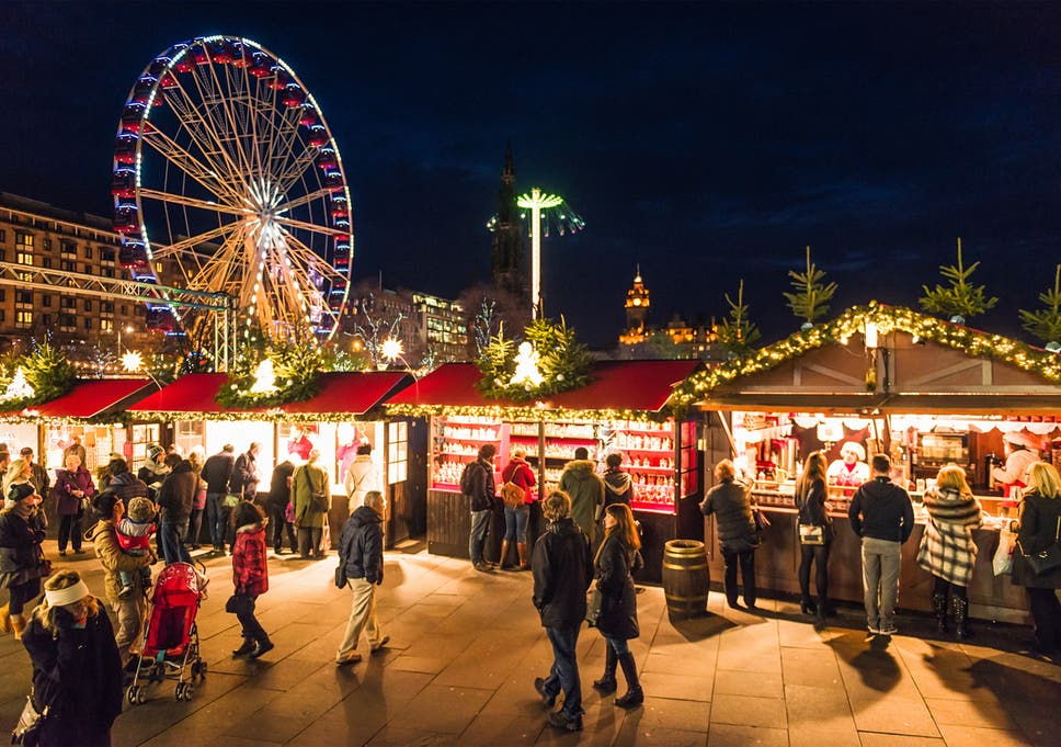 the best places to go christmas shopping in the uk - Best Places To Go For Christmas