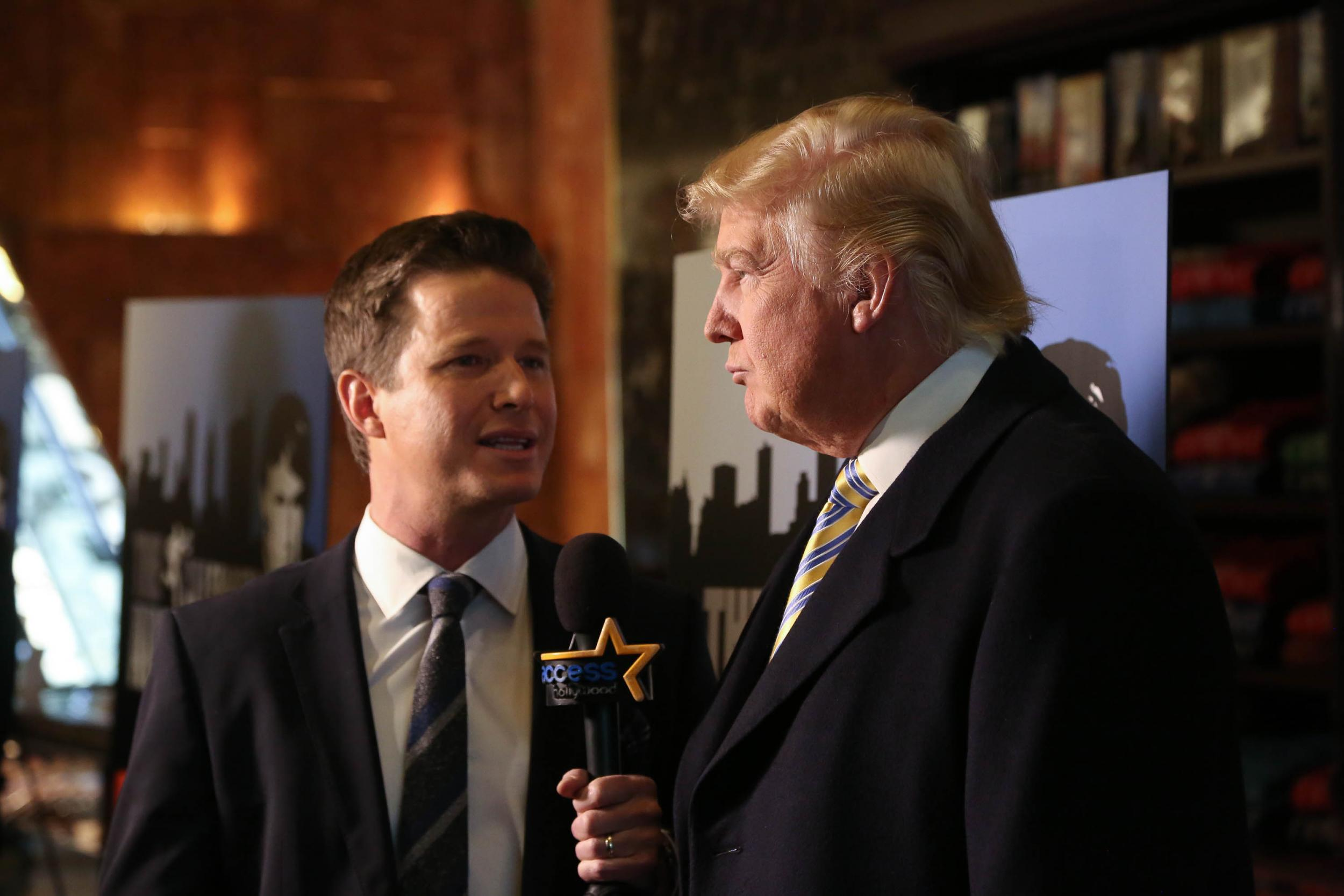 Billy Bush says he considered suicide after Trump 'grab them by the p***y' tape was leaked