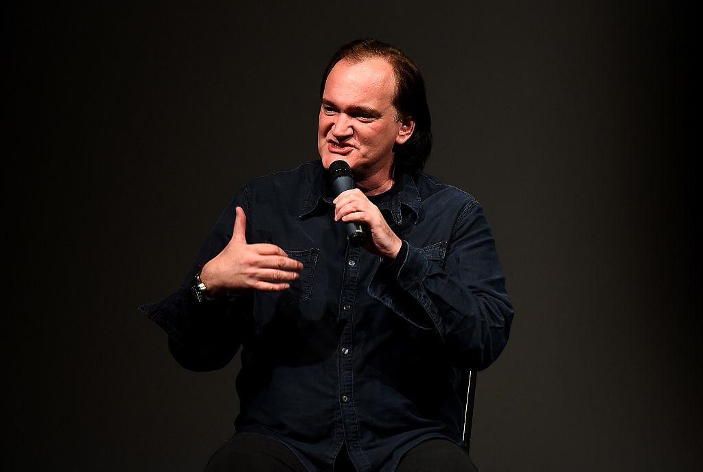 Quentin Tarantino's Star Trek movie finds its writer
