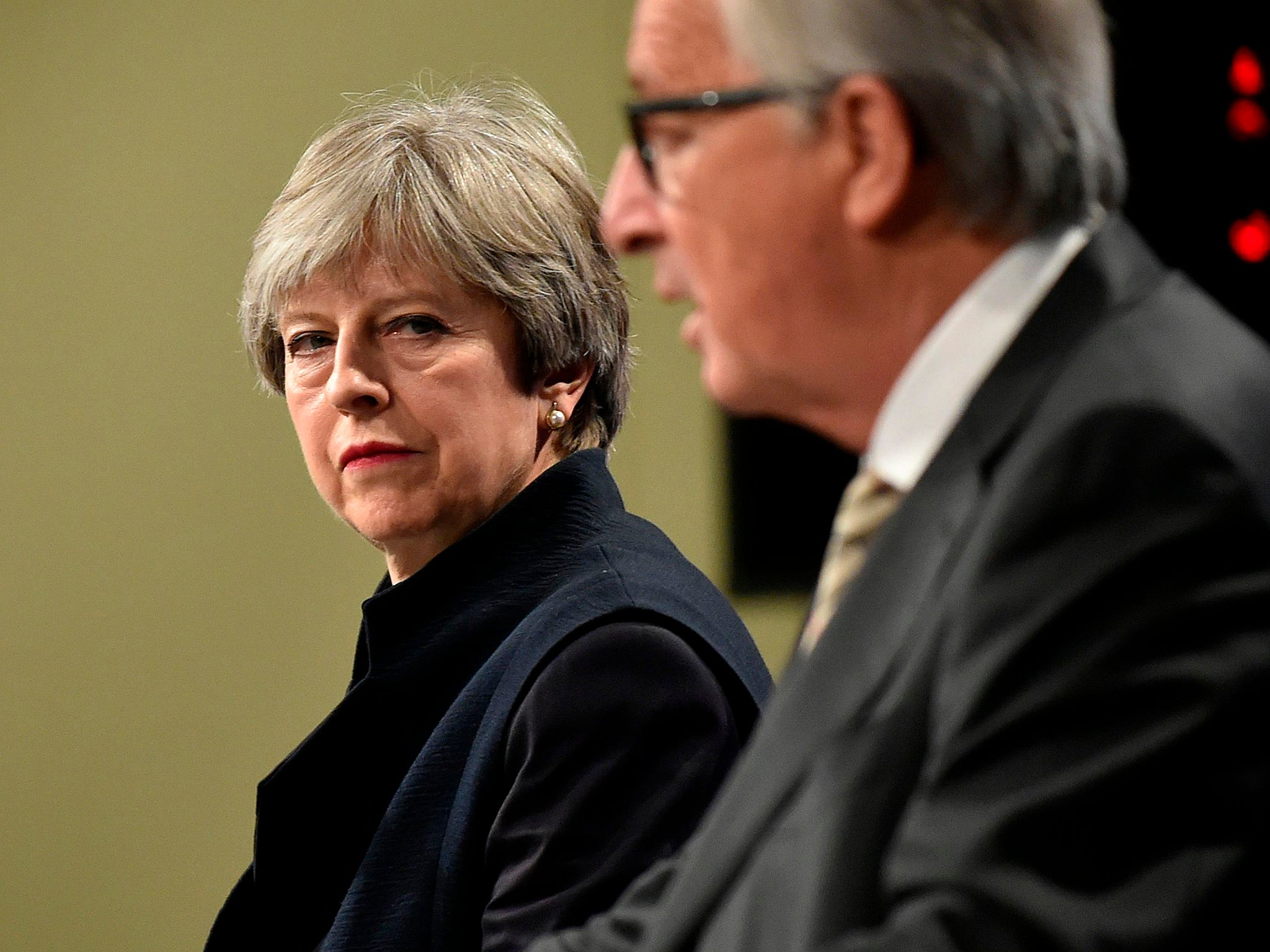 Theresa May's Brexit deal 'hard to reconcile' with UK leaving the single market and customs union, EU says