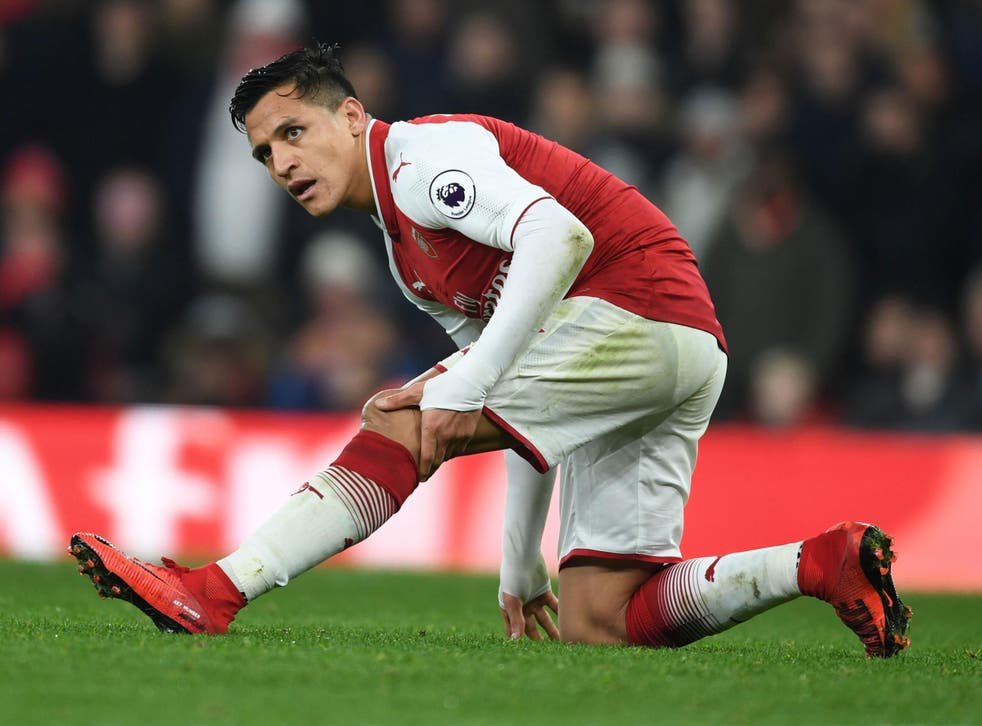 Manchester City are set to test Arsenal's resolve over Alexis Sanchez once again in January