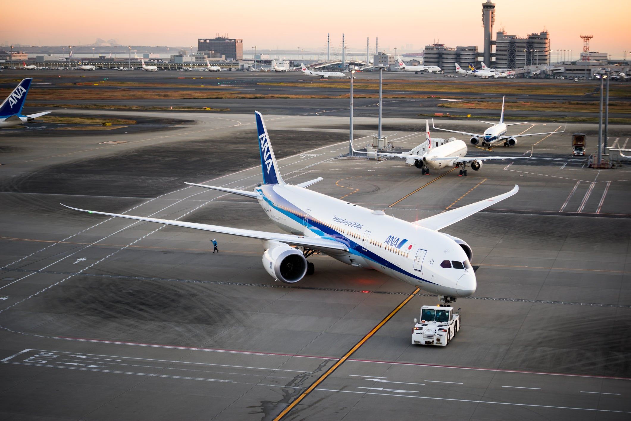 3. All Nippon Airways