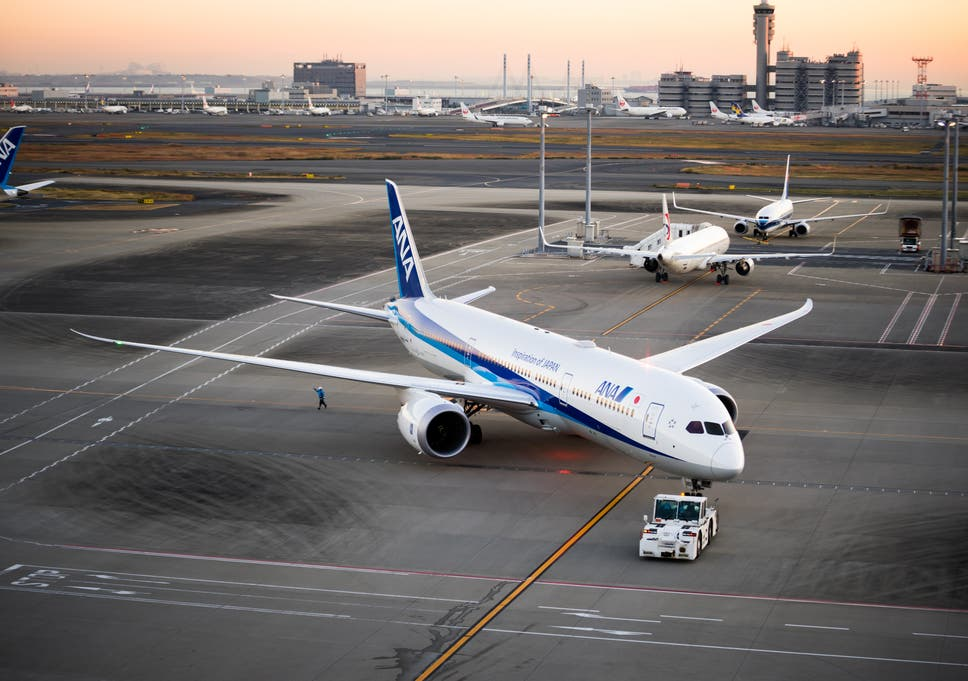 20922ab59677 World s cleanest airlines 2019  Japan s All Nippon Airways wins top prize