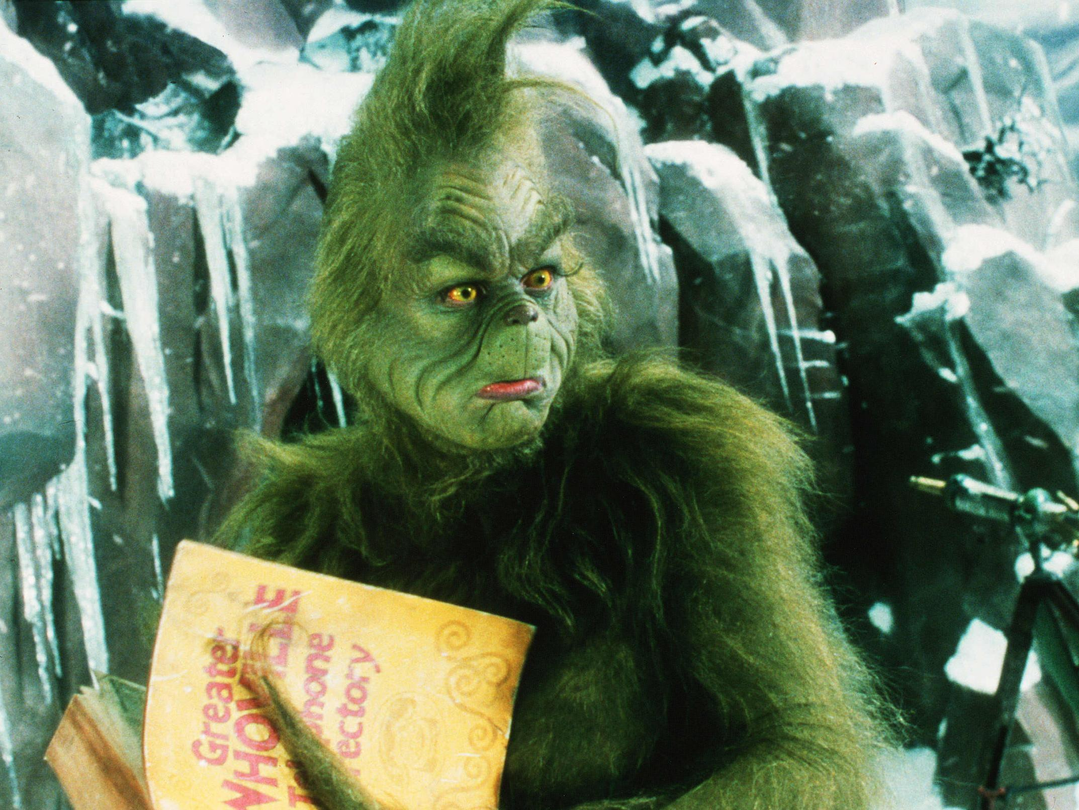 The Grinch: Netflix sparks controversy after removing Jim Carrey film from UK streaming on 1 December