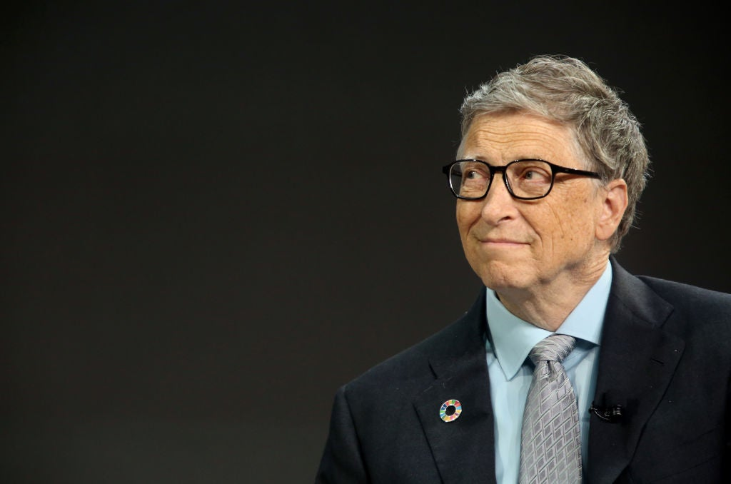 Bill Gates says he should be forking out 'significantly higher taxes'