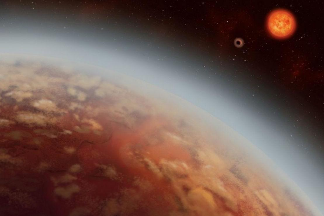 K2-18b: 'Super-Earth' that could host alien life is discovered