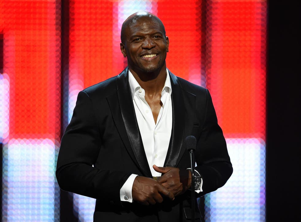Actor Terry Crews has accused agent Adam Venit of groping him at an industry event