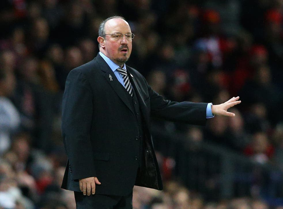 Rafa Benitez could see his January transfer plans jeopardised by Newcastle's sale talks