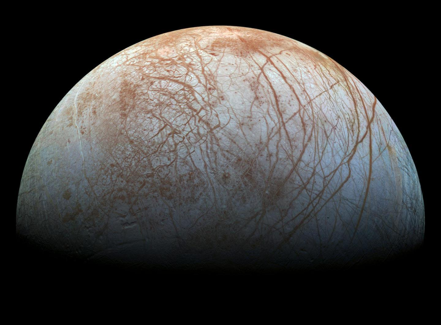 We might find alien life on Jupiter's ocean moon, Nasa says