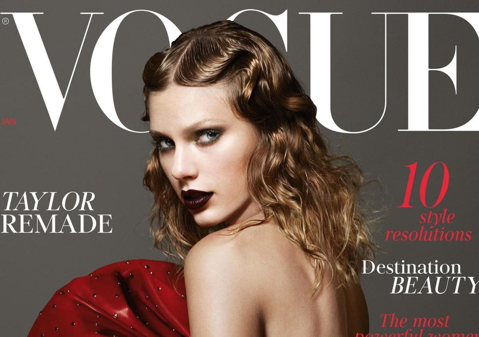 British Vogue gives Taylor Swift full editorial control as