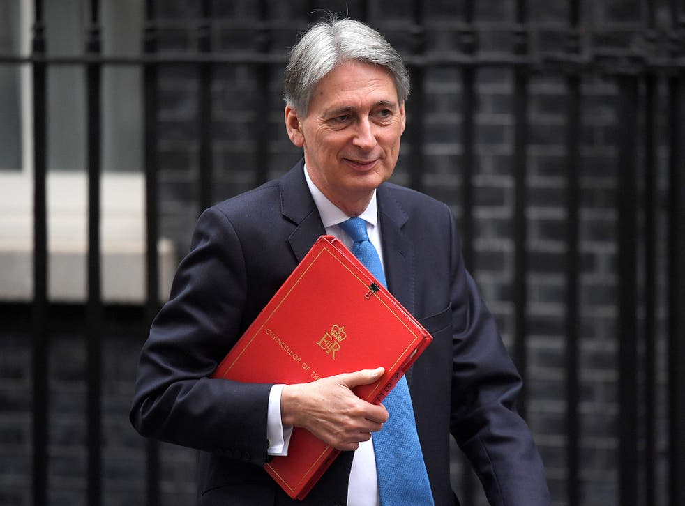 Hammond told MPs that the Government has spent £700m on Brexit preparations so far