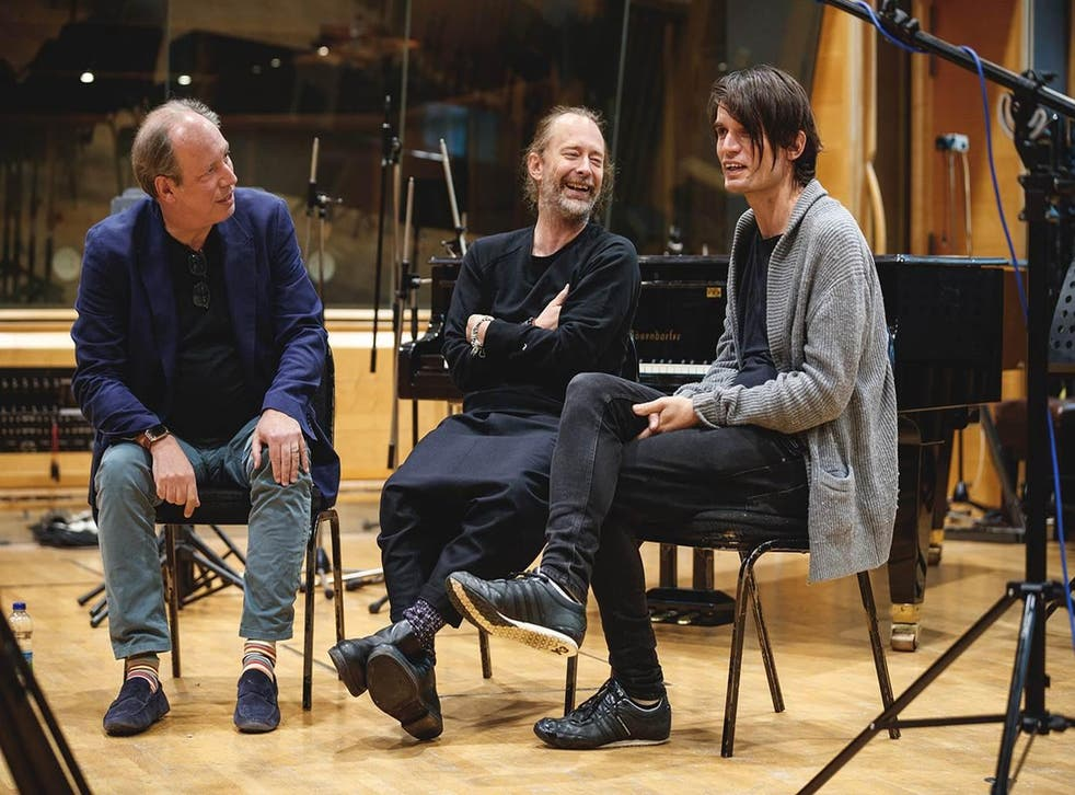 Hans Zimmer worked with Radiohead's Thom Yorke and Johnny Greenwood on the 'Blue Planet II' prequel theme