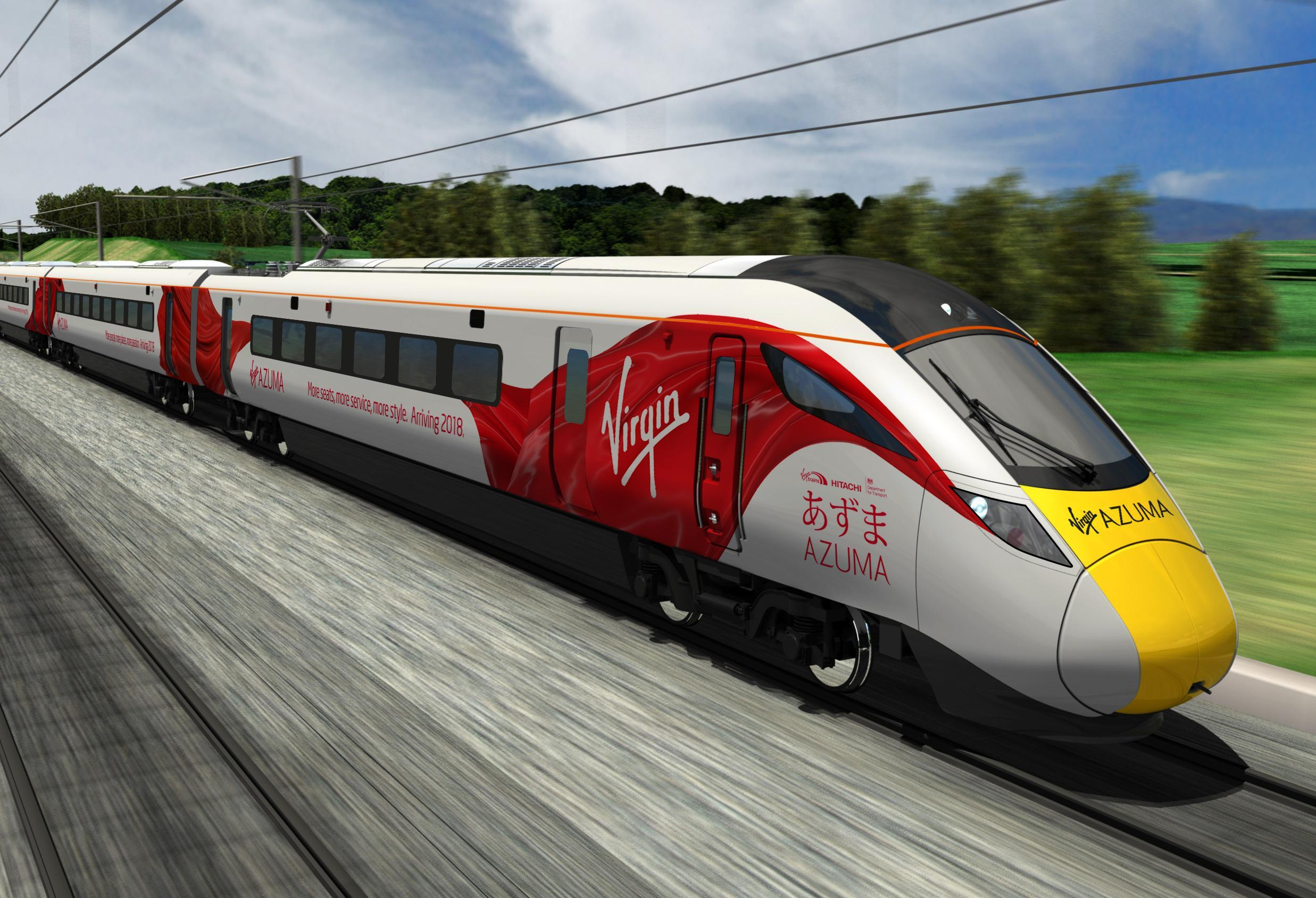 Rats spotted on Virgin East Coast trains, according to union