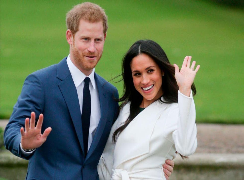 Prince Harry and Meghan Markle announced their engagement last month