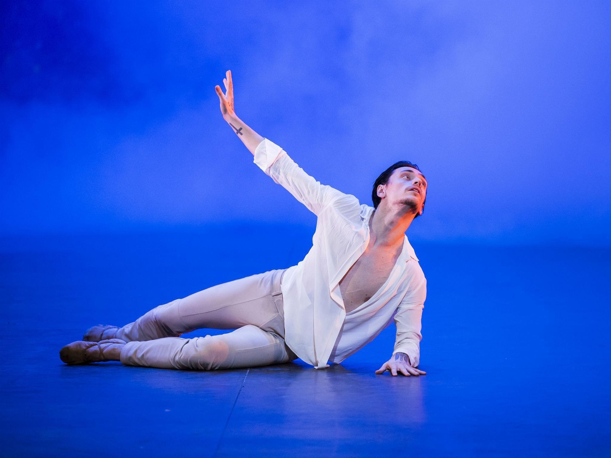 Project Polunin – Satori, London Coliseum, review: It puts some fine dancers through a murk of glum philosophising