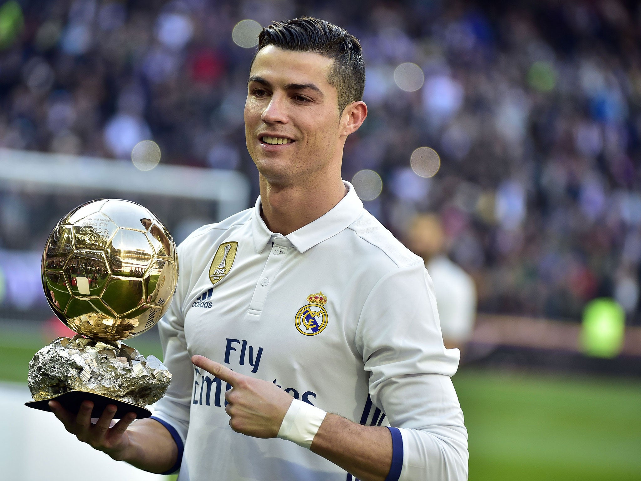 Ballon d'Or - live: Cristiano Ronaldo favourite to claim prestigious accolade in 62nd edition