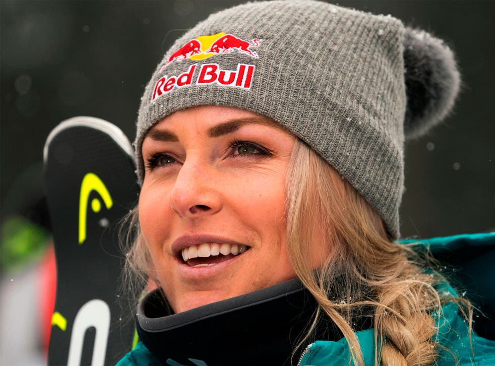 Lindsey Vonn also said she will turn down her invitation to the White House