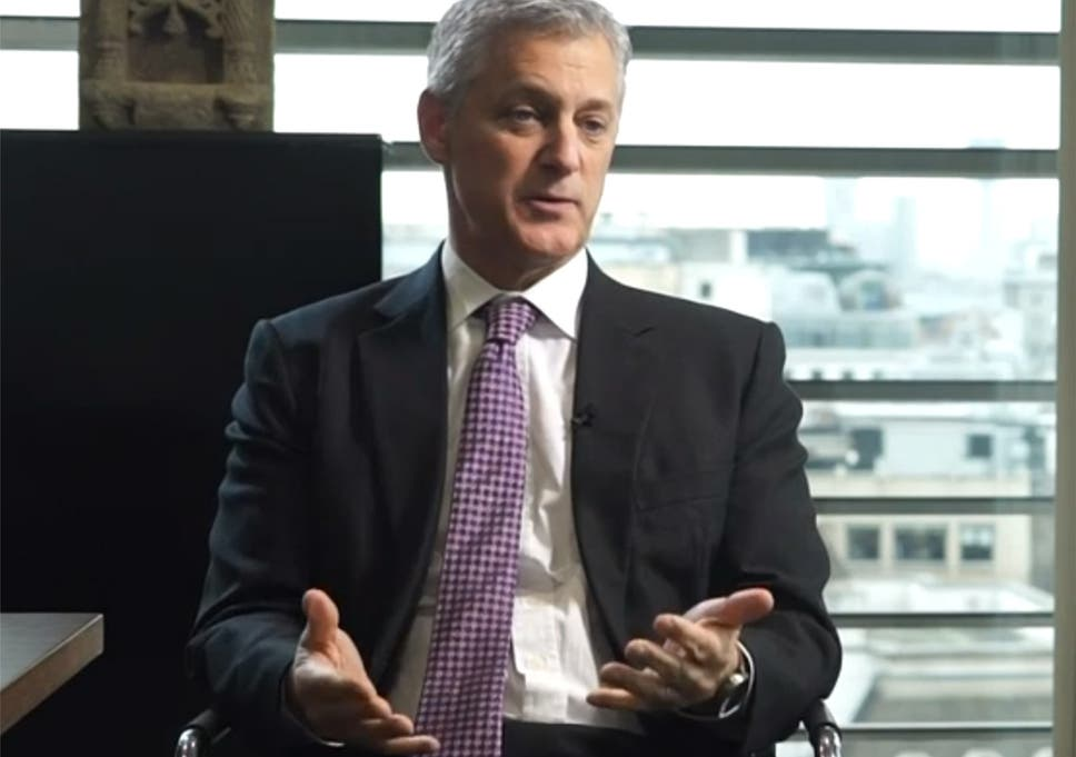 Standard Chartered boss Bill Winters attack on his