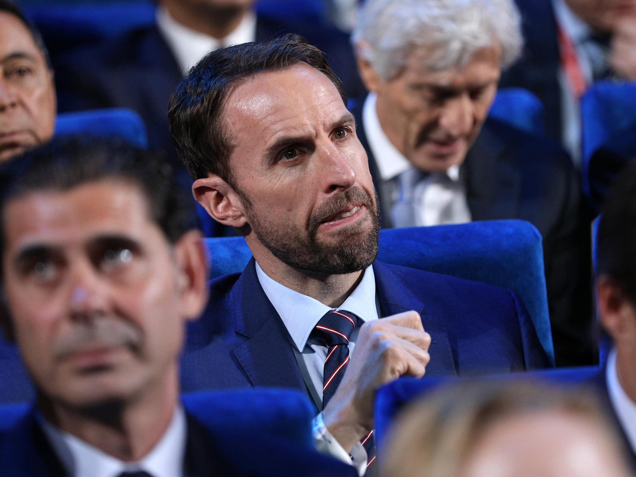 Gareth Southgate spending his evenings reading up on 2018 World Cup opponents Panama and Tunisia