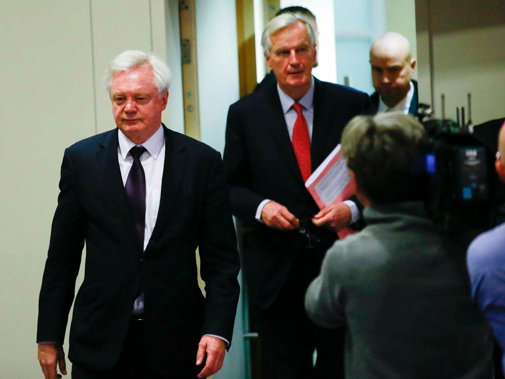 Brexit trade talks could still be months away despite breakthrough