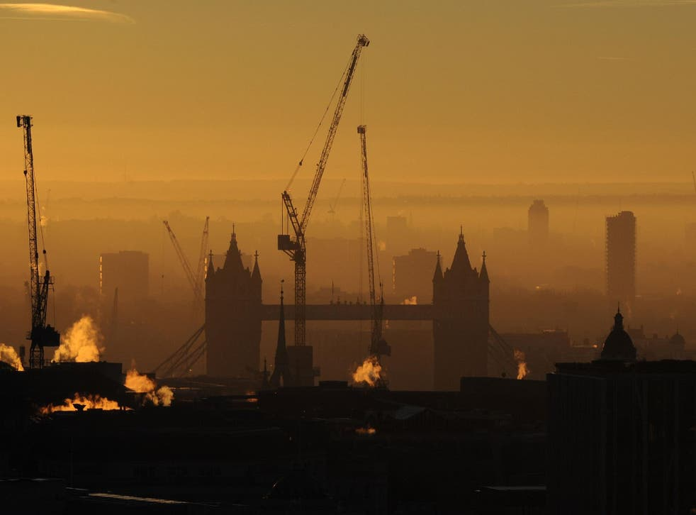 London sees its first rise in housing construction projects since 2014