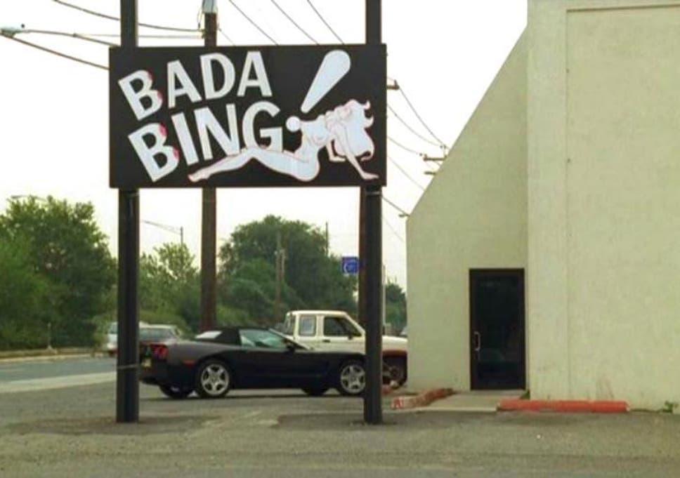 Bada Bing the sopranos' real-life bada bing! strip club closed over mob ties