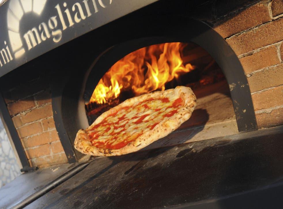 Pizza was born in Naples