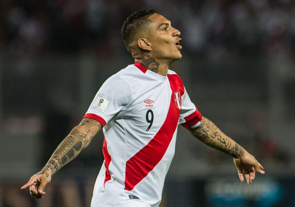 b70c1bb38a9 Peru captain Paolo Guerrero out of World Cup after testing positive ...