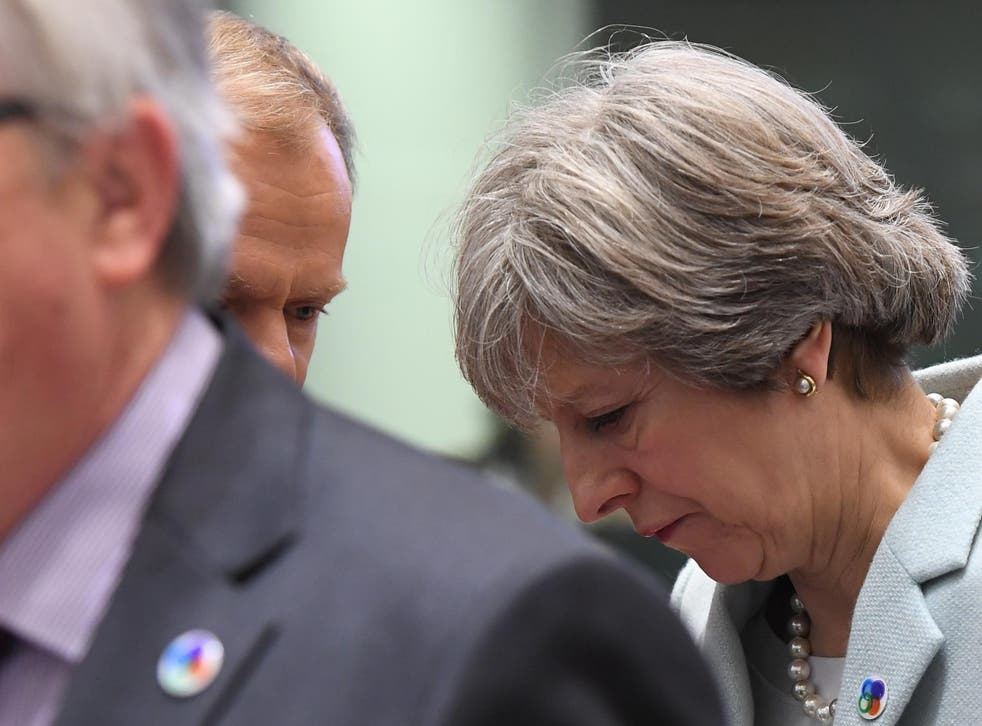 A poll of leaders' satisfaction ratings saw Theresa May hit minus 30 (35 per cent satisfied, and 65 per cent dissatisfied)
