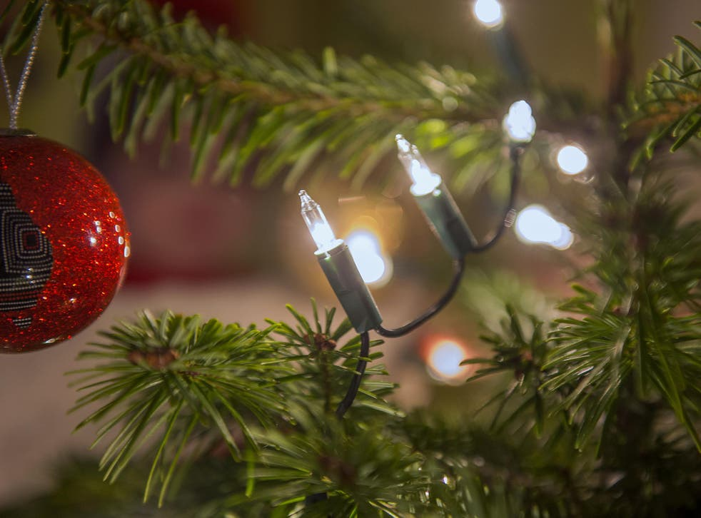 Rich Londoners are said to be spending thousands of pounds on decorations