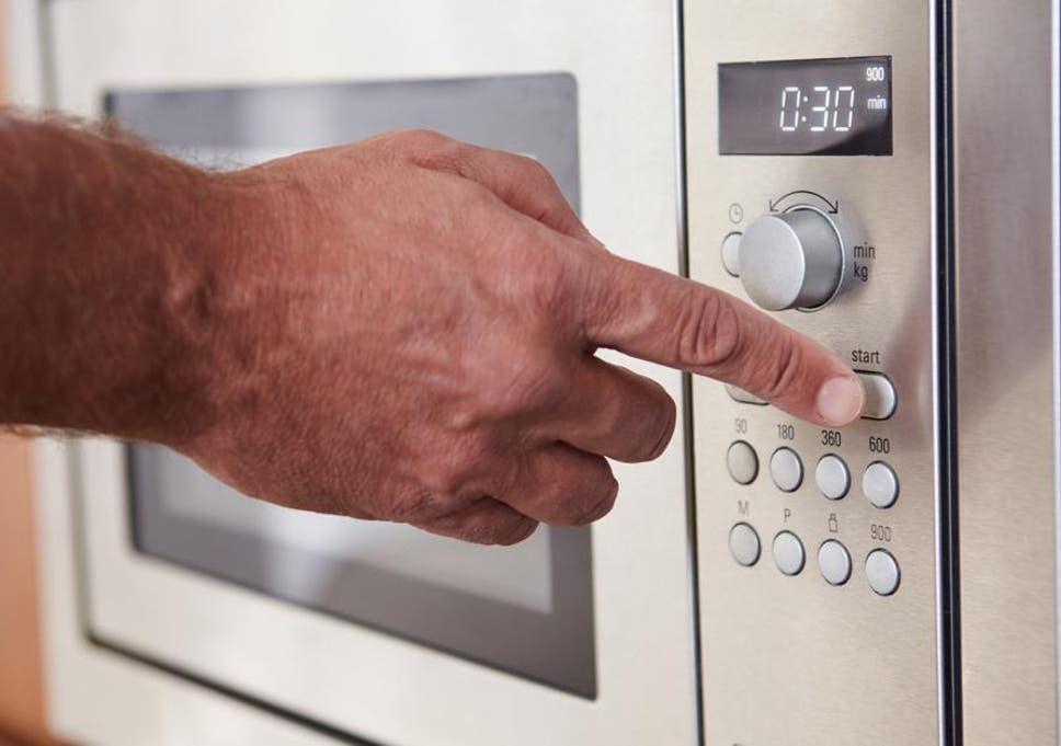Microwaves in EU countries cause release of same carbon
