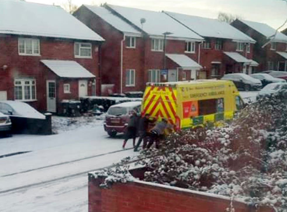 Public asked to check in on elderly neighbors as cold spell wreaks travel havoc