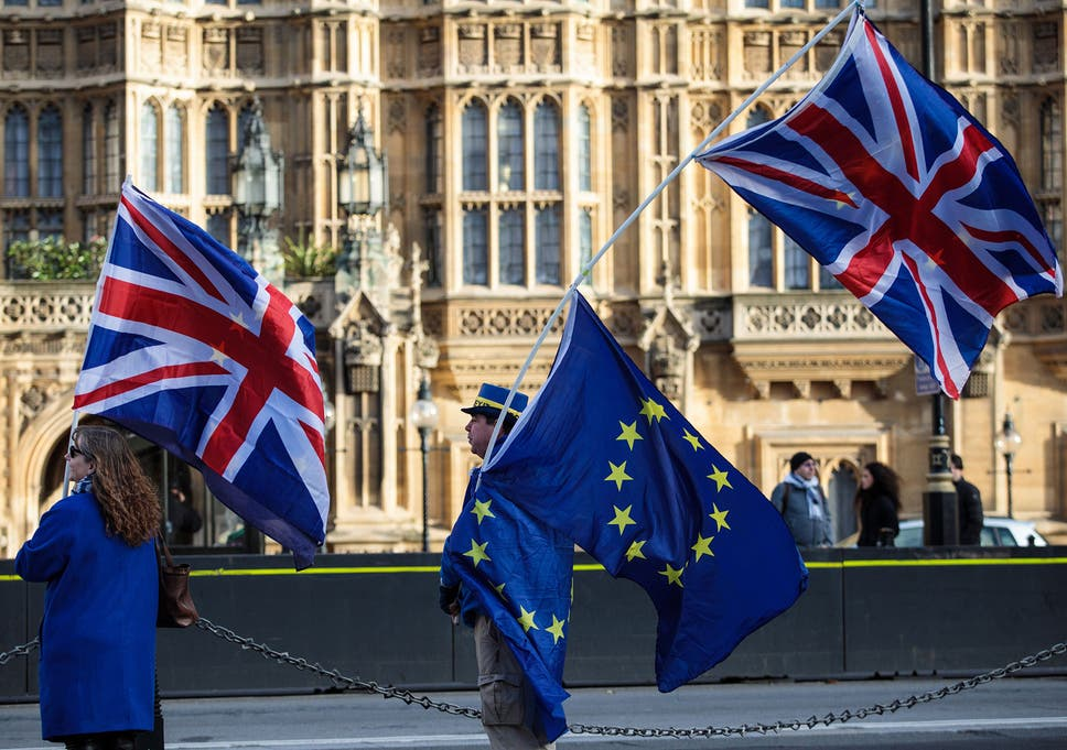 Brexit Two Conservative Mps Defy Party Line Over Single Market
