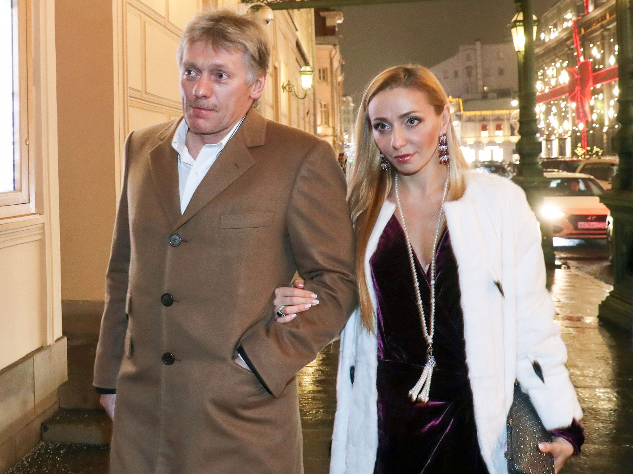 Husband ruthlessly threw Tatiana Navka for the sake of liberated beauty 23 years younger than him