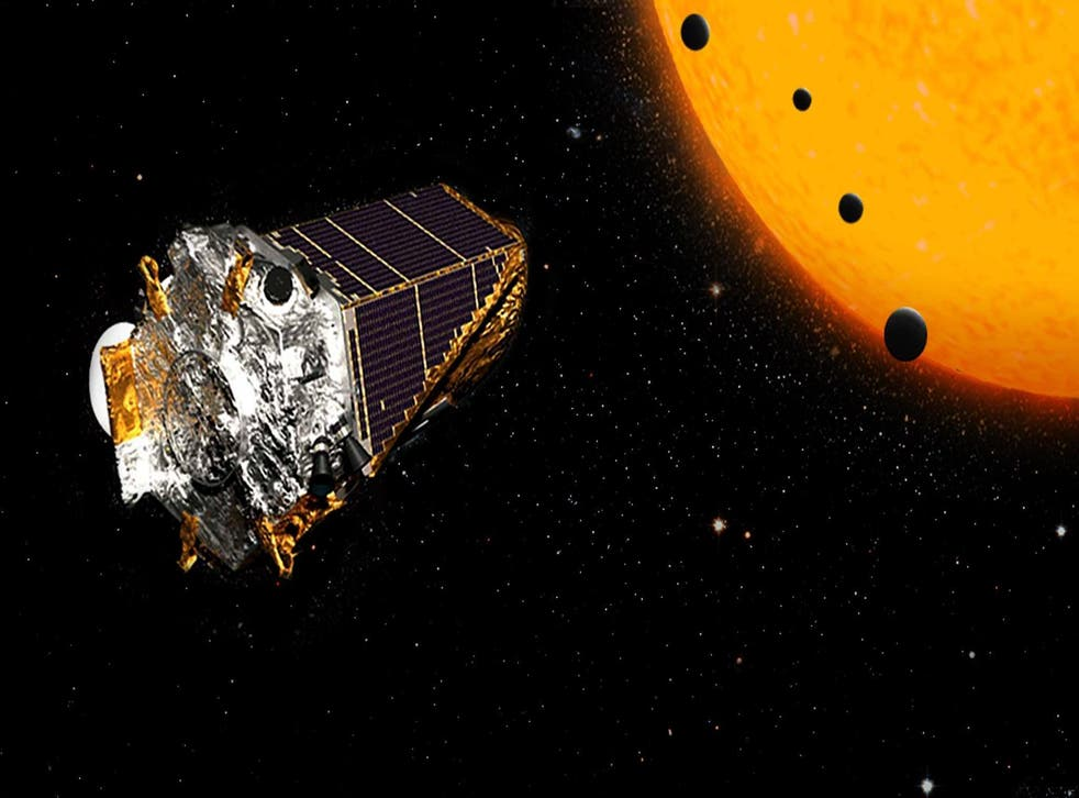 NASA's Kepler Space Telescope has gazed at more than 150,000 stars and continues to transmit back data that leads to important discoveries of celestial objects in our galaxy, including first-time observations of planets outside our solar system