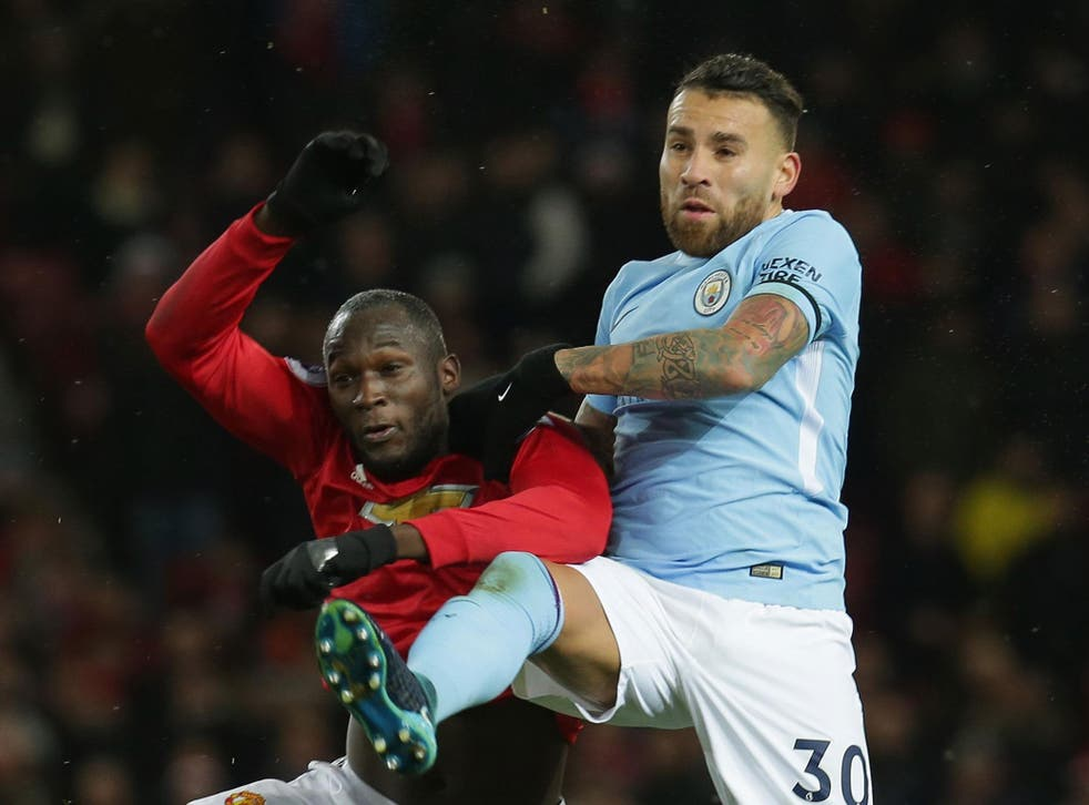 Otamendi and Lukaku are two players on two vastly different trajectories