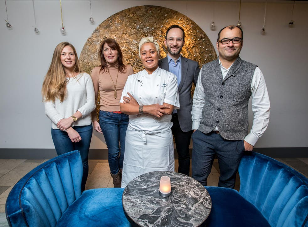 StreetSmart, our Christmas appeal partner, has a host of celebrity supporters including chef Monica Galetti, who runs Mere restaurant