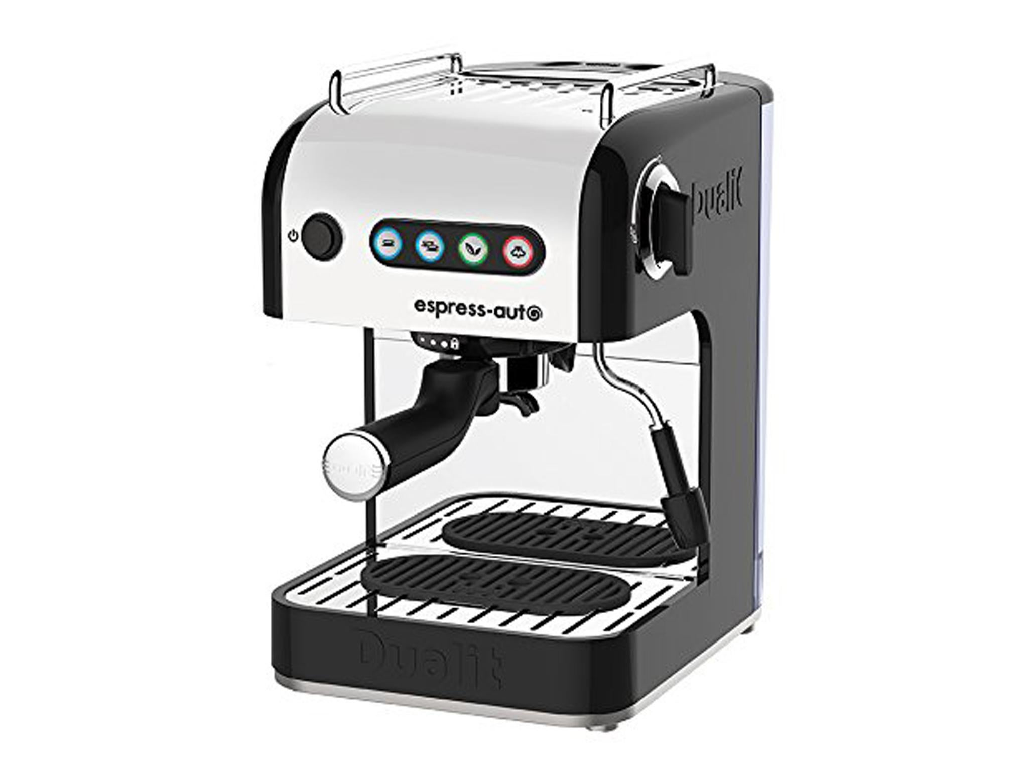 10 Best Bean To Cup Coffee Machines The Independent In 1 Dualit Espress Auto 4 And Tea Machine 18499 Amazon